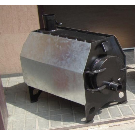 Печь отопительно-варочная типа булерьян ЧГ-100 100 м2