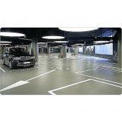 Полиуретановое покрытие для паркинга
