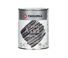 Акрилатный лак Tikkurila Paneeli assa arctic 2,7 л полуматовый