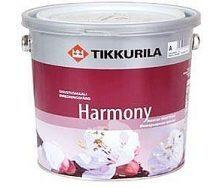 Краска для интерьера Tikkurila Harmony глубоко-матовая 2,7 л