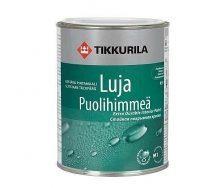 Краска акрилатная Tikkurila Luja полуглянец 0,9 л