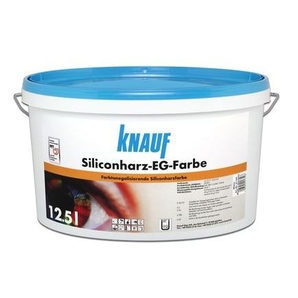 Краска Knauf Siliconharz-EG-Farbe тонированная 5 л