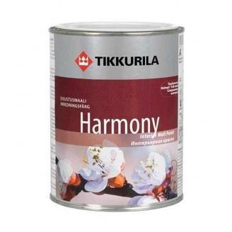 Інтер'єрна фарба Tikkurila Harmony глибоко-матова 0,9 л