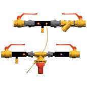 Монтажний комплект регулятора перепаду тиску HERZ FIX-23 4007 FWW DN 20 (1450014)