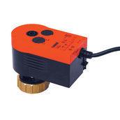 Электропривод для трехходовых клапанов с позиционером HERZ 24 V (1771211)