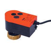 Электропривод для трехходовых клапанов с позиционером HERZ 230 В (1771250)