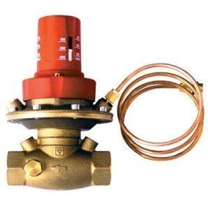 Регулятор перепаду тиску HERZ 4007 FIX FWW DN 40 (1400755)