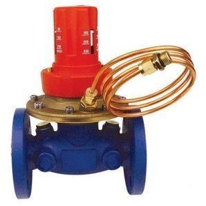 Регулятор перепаду тиску HERZ 4007 F DN 80 (1400718)
