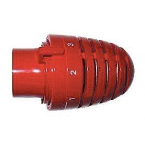 Термоголовка HERZ DE LUXE з защіпкою жасмин (S923908)