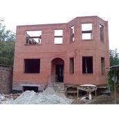 Будівництво будинку з цегли
