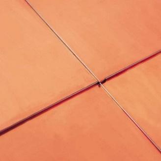 Медь кровельная KME TECU Класика 1000x2000x0,7 мм