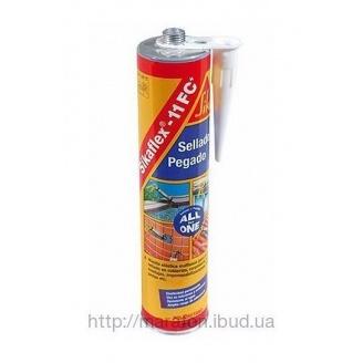 Полиуретановый клей-герметик Sika Sikaflex-11 FC+ универсальный 300 мл коричневый