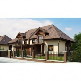 Будівництво котеджу для сім'ї