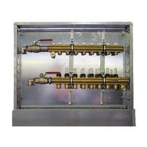 Розподільна система для підлогового опалення HERZ 5 відводів (1857505)