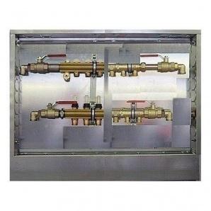 Розподільна система для підлогового і радіаторного опалення HERZ 7 відводів (1857607)