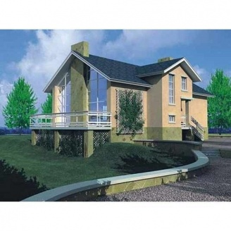 Строительство загородного дома на несколько этажей