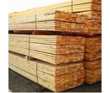 Рейка монтажная деревянная сосна ООО CAНРAЙC 40х150 3 м свежая