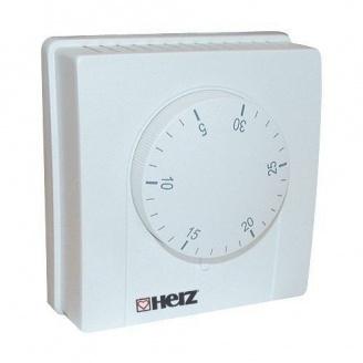 Терморегулятор HERZ механический без таймера 230 В (3F79100)
