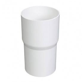 З'єднувач водостічної труби Plastmo 75 мм