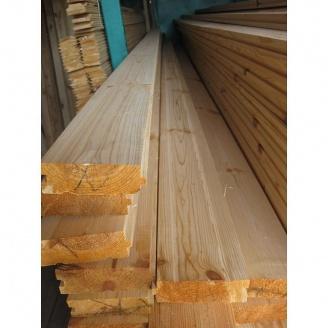 Доска для пола 2 сорт 35*105 мм 4 м