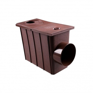 Колодец ливневый Profil с боковым сливом 100 мм