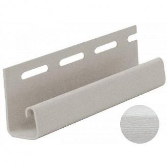 Планка J-trim FaSiding Маковые зерна 3660 мм