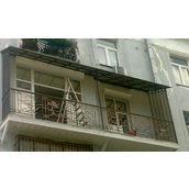 Перила для балкона ковані