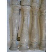 Балясина з мармуру Crema Mare 800*150*150 мм