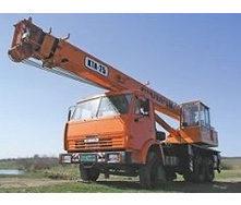 Аренда автокрана КТА-25