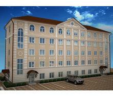 Услуги визуализации фасадов зданий и участков