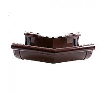 Угол наружный Z 135 градусов Profil 90/75 коричневый