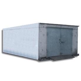 Сборный гараж железобетонный 6250x4000x4450 мм