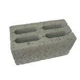 Блок стіновий керамзитовий М-50 390*190*190 мм
