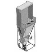 Бункер для приема и транспортировки бетонной смеси