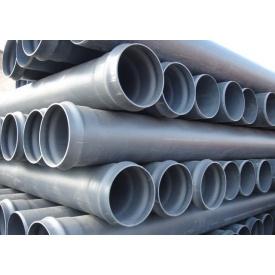 Труба ПВХ для внутрішньої каналізації 110х1.8 мм