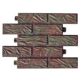 Панель облицювальна полімеркомпозітний рваний камінь