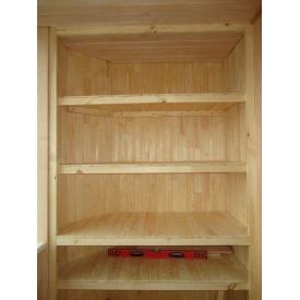 Изготовление шкафа до подоконника