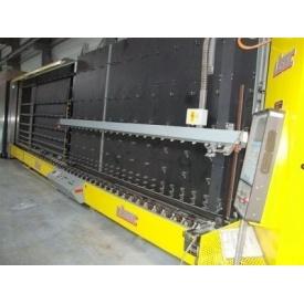 Стеклопакетная линия Lisec 2500 Х 3500 с газовым прессом 1994-98