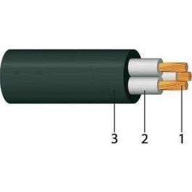 Кабель КВВГ контрольний 0,75 мм2