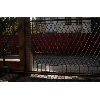 Ворота ковані відкатні