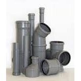 Система труб и фасонных частей ПВХ 110х1,8 мм
