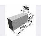 Пеноблок D600 200*300*600 мм