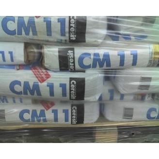 Клеящая смесь для керамической плитки Ceresit СМ-11