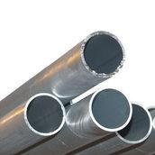 Труба стальная оцинкованная водогазопроводная Ду 40х3,5 мм