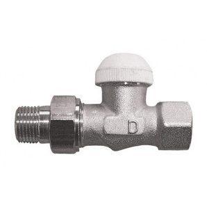 Термостатичний клапан HERZ TS-90-Kv прохідний Rp 3/4xR 3/4 0,25 м3/год (1767189)