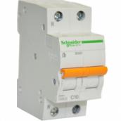 Автоматический выключатель Schneider 2 П 50А