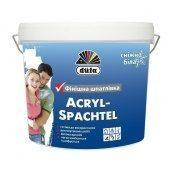 Шпаклевка Dufa Acryl-Spachtel 16 кг белый