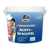 Шпаклевка Dufa Acryl-Spachtel 8 кг белый
