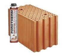Керамический блок Porotherm PTH 25 P+W Dryfix 250x373x249 мм