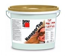 Штукатурка Baumit Nanopor Top 1,5 K баранець 25 кг